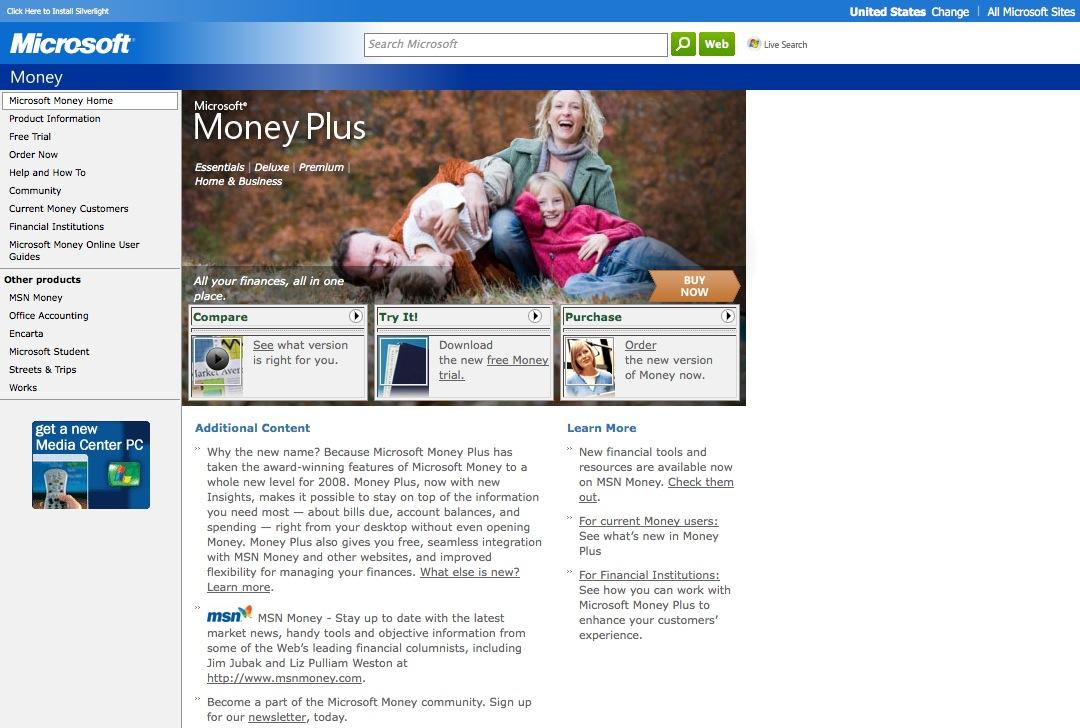 blog archive microsoft money plus premium review